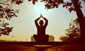 covid-19 meditation